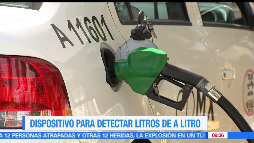 estudiante del IPN, Hidalgo, dispositivo mecatrónico, gasolineras