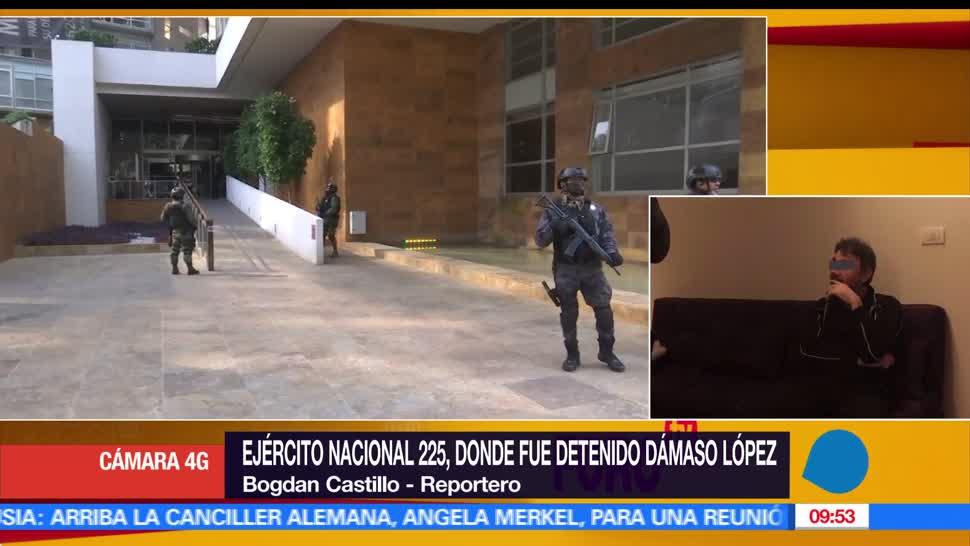 Secretaria de la defensa nacional, Dámaso. Sinaloa, Carteles mexicanos