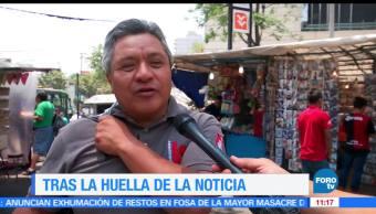 Reporñero, calles, Ciudad de México, mexicanos, chismosos