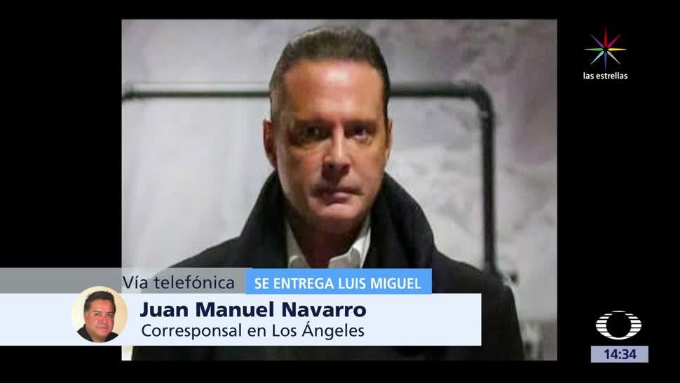 Luis Miguel, demanda, exmanager, estados unidos