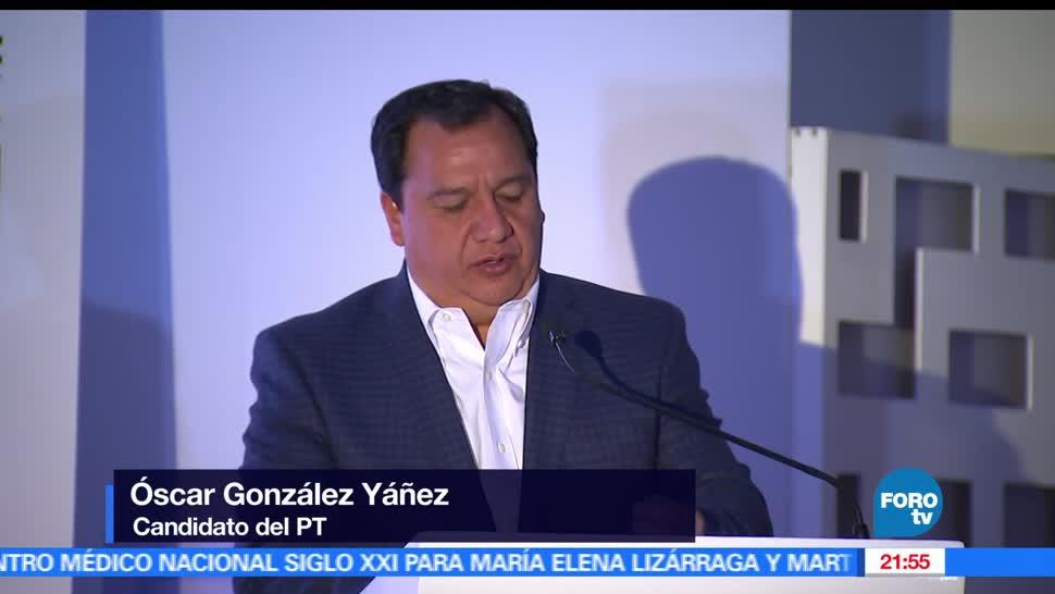 noticias, forotv, Gonzalez Yanez, Toluca, PT, Pacto por la Primera Infancia