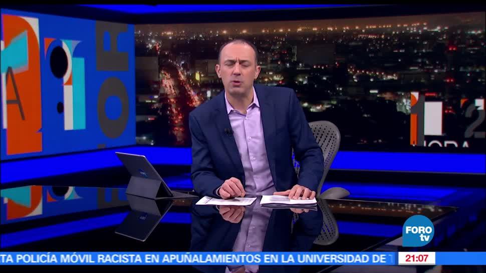 noticias, forotv, Hora 21, Programa completo, 2 de mayo de 2017, El licenciado