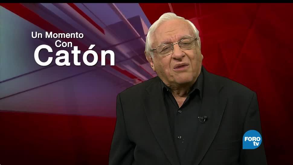 noticias, hora 21, Un momento con Armando Fuentes, Caton, armando fuentes, Un momento con caton