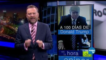 noticias, forotv, Donald Trump, 100 dias, gobierno, Denise Dresser