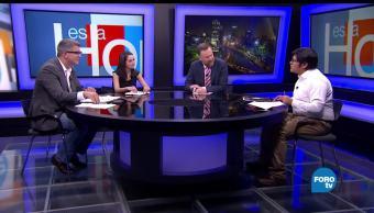 noticias, televisa news, Debate, jovenes politicos, Leo Zuckermann, debate