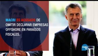 noticias, forotv, Argentina, Macri, presidente, apuros