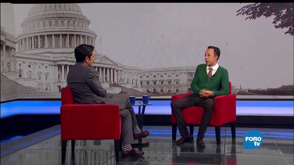 noticias, forotv, Genaro Lozano, entrevista, Jose Enrique Sevilla, Donald Trump