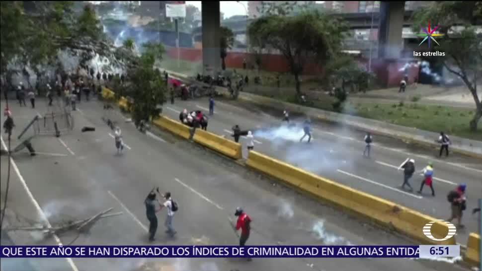 oposición, protesta, Caracas, salud de Leopoldo López