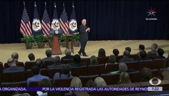 Altos funcionarios, México, Estados Unidos, Washington