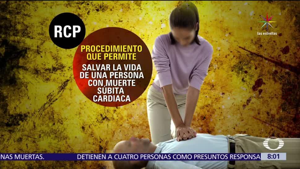 María Fernanda, resucitación cardiopulmonar, RCP, Leonardo