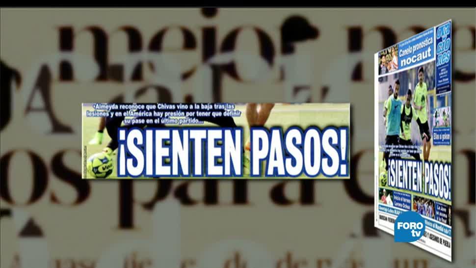 Matutino Express, planas, periódicos deportivos, circulación nacional