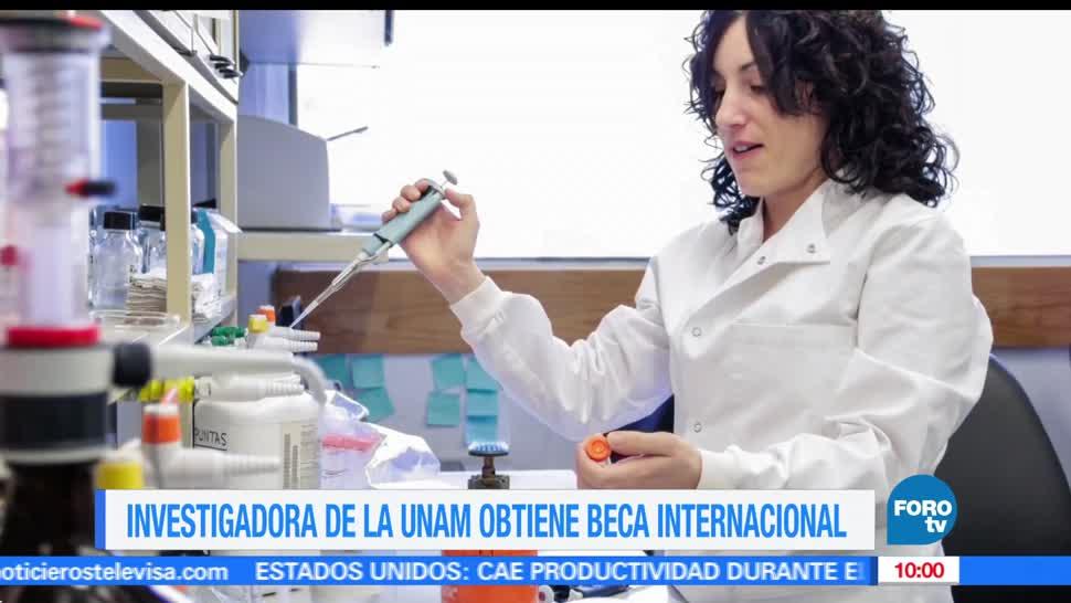 Lorena Aguilar Arnal, científica, UNAM, Organización Internacional, Programa de Ciencias de la frontera humana