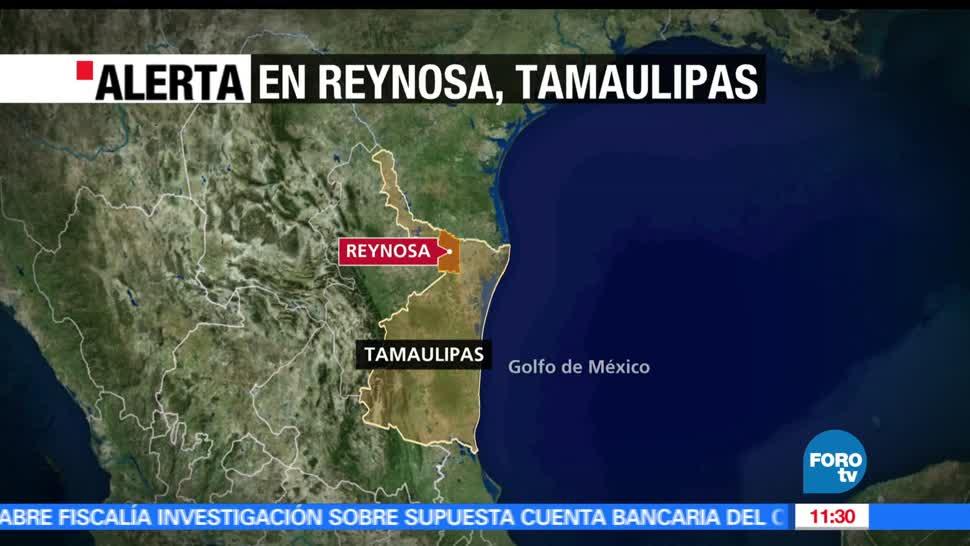 registraron, once bloqueos, Reynosa, autoridades, inseguridad,