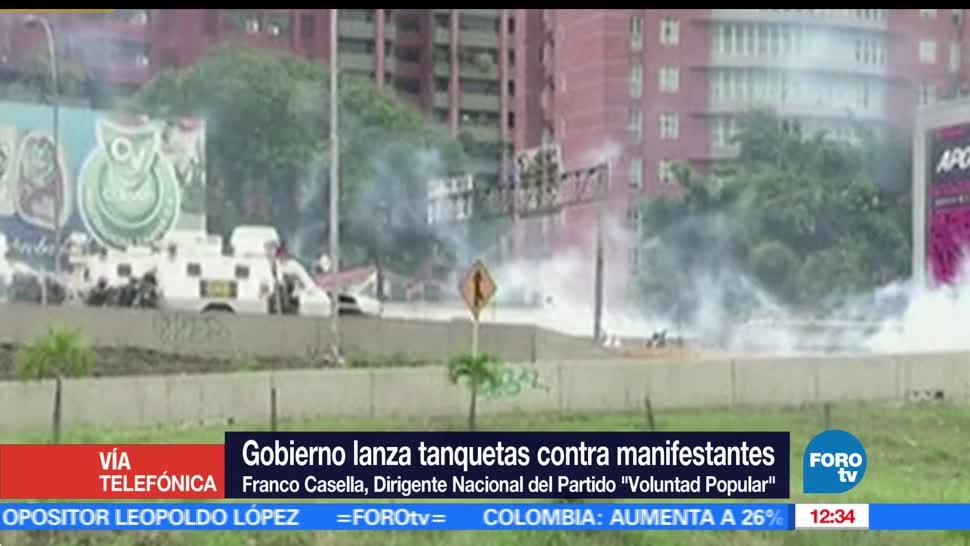 noticias, forotv, condiciones, opositor, Leopoldo Lopez, diputado venezolano