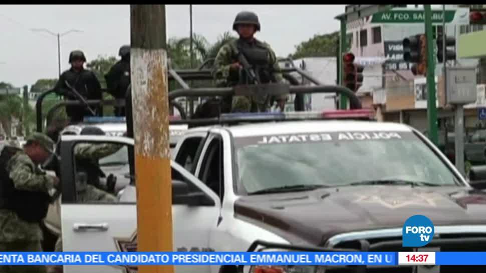 noticias, forotv, Enfrentamientos, tercer dia, consecutivo, Reynosa