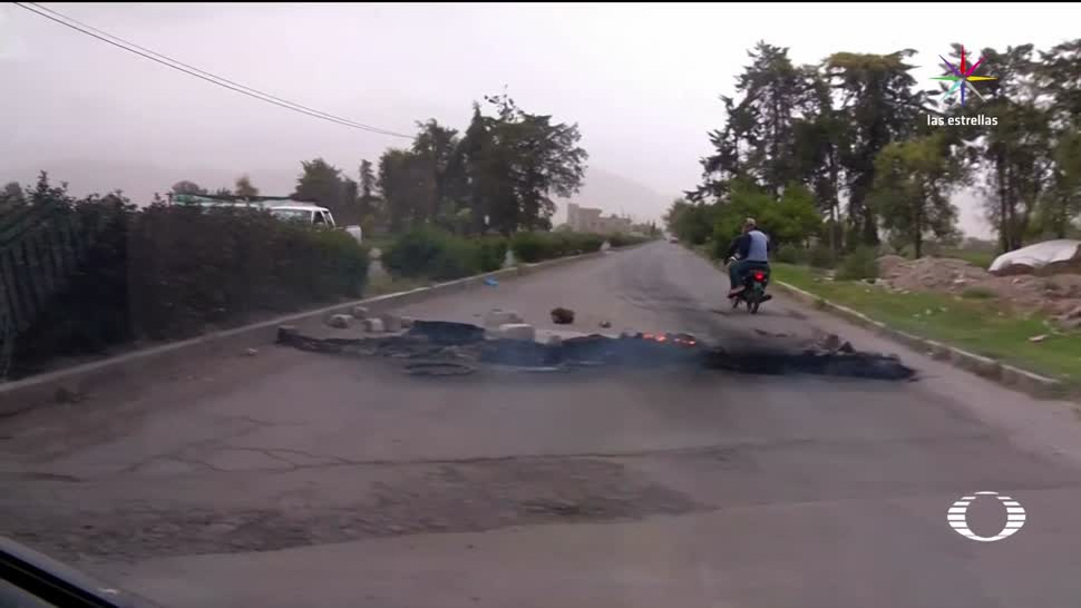 Palmarito, pueblo, huachicol, robo de gasolina, comnbustibles, Puebla