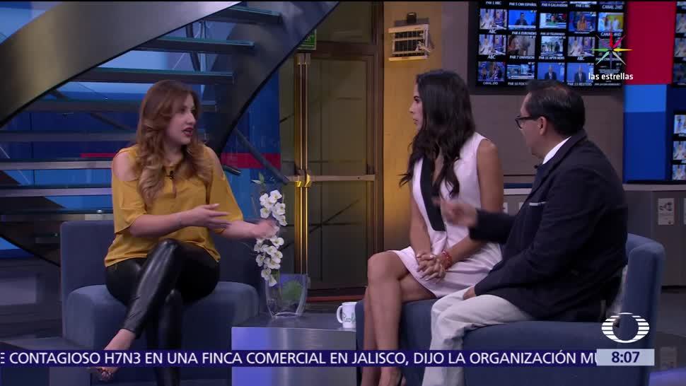Por qué le imponemos a nuestro cuerpo retos extremos, estudio de Al Aire con Paola Rojas, doctor Eduardo Calixto, entrenamientos físicos
