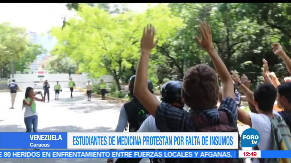 Protestas, posición venezolana, Nicolás Maduro, fin de semana
