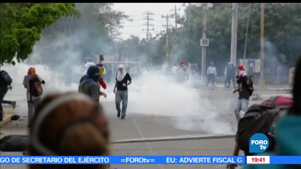 noticias, televisa news, Suman, 38 muertos, protestas, Maduro