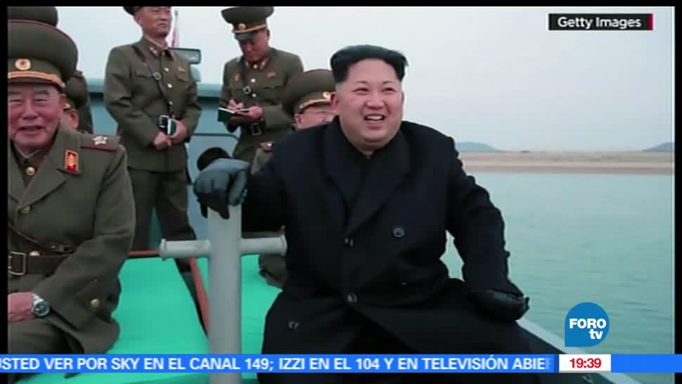 noticias, televisa news, Norcorea, EU, matar, Kim Jong-Un