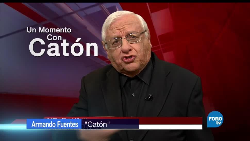 noticias, forotv, Un momento con, Armando Fuentes, Caton, 5 de mayo