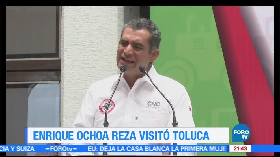 noticias, forotv, Enrique Ochoa, escandalos, Morena, pri