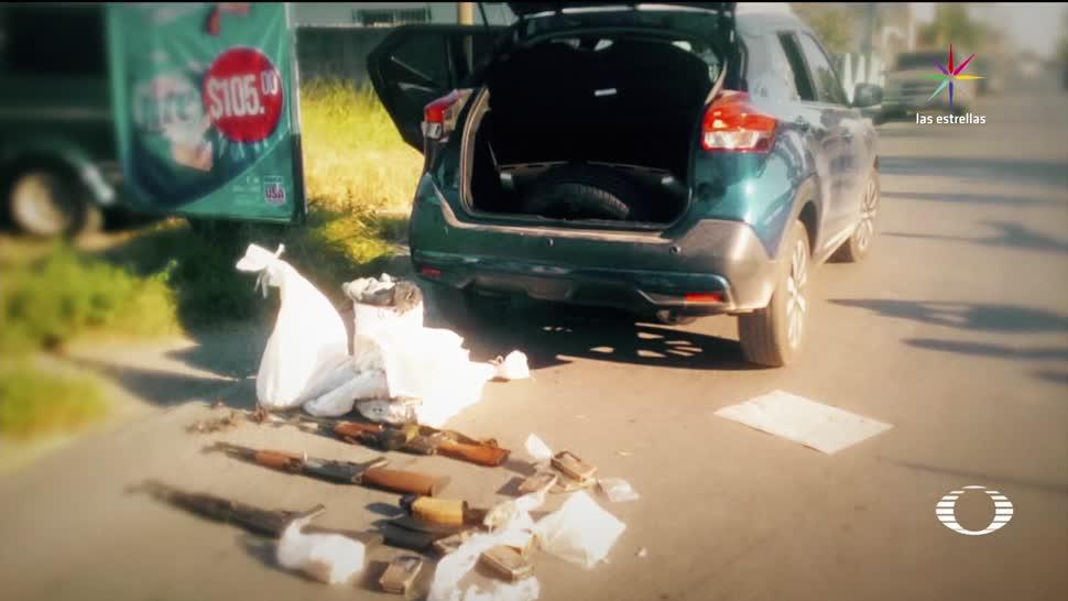 Noticiasm Televisa News, Tercer dia, violencia, Reynosa, Tamaulipas