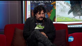 noticias, forotv, Alonso Arreola, platica, El Increible Castillo Vagabundo, peliculas