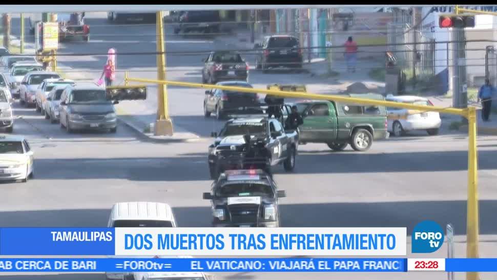 noticias, forotv, Nuevo enfrentamiento, grupos rivales, dos muertos, Reynosa