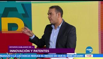 Qué es la innovación, patentes, ingeniero químico, Enrique Morales Herrera