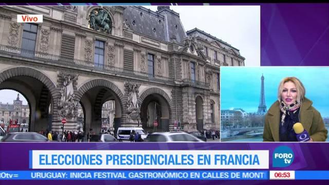 Autoridades francesas, explanada, Louvre, seguridad, Francia