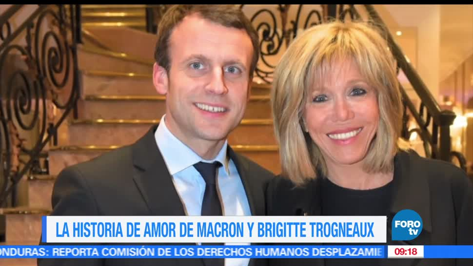 Emmanuel Macron, historia de amor, francesas, vida