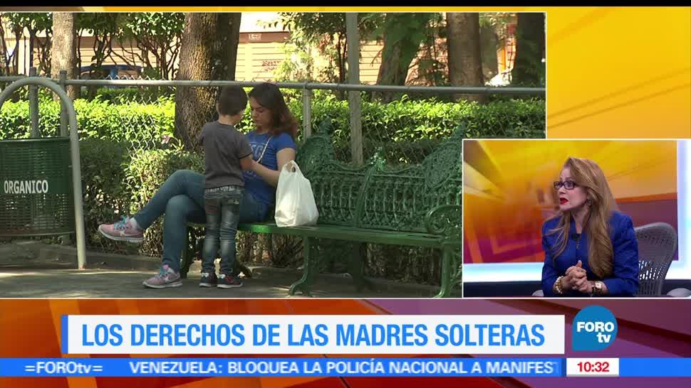 abogada, Guadalupe Martínez Silva, discriminación, derechos de las madres solteras