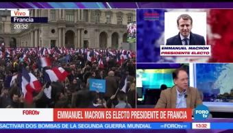 segunda vuelta, elecciones presidenciales, Francia, Europa
