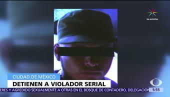 hombre, detenido, violación, mujer, Cuajimalpa