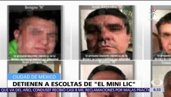 dos operativos, seis operadores, Dámaso López, El Licenciado