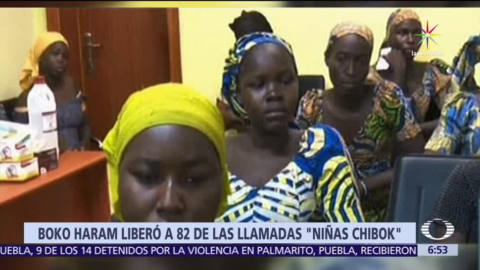 organización islámica, mujeres secuestradas, Nigeria, seguridad