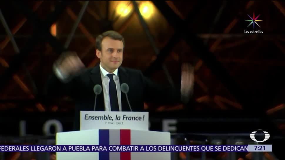 Macron, Le Pen, segunda vuelta, elección presidencial de Francia, votos