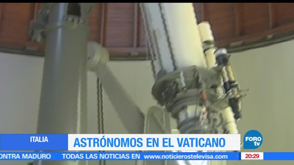 noticias, forotv, Astronomos del Vaticano, Astronomos, Vaticano, sacerdotes especializados