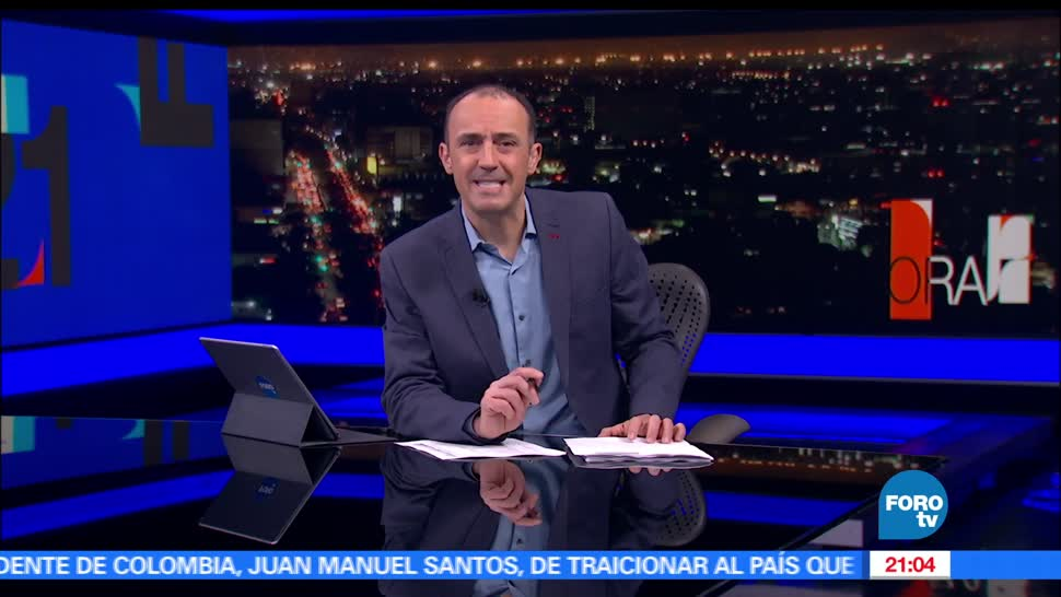 noticias, forotv, Hora 21, Programa, completo, 8 de mayo de 2017