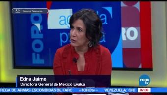 directora general, México Evalúa, homicidios, México
