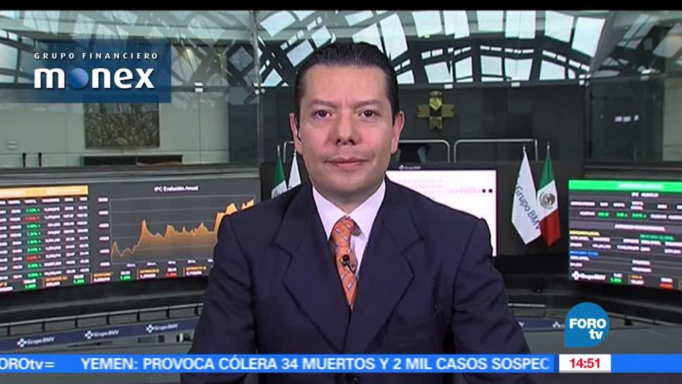 Carlos González, analista financiero, alcanza máximos históricos, BMV