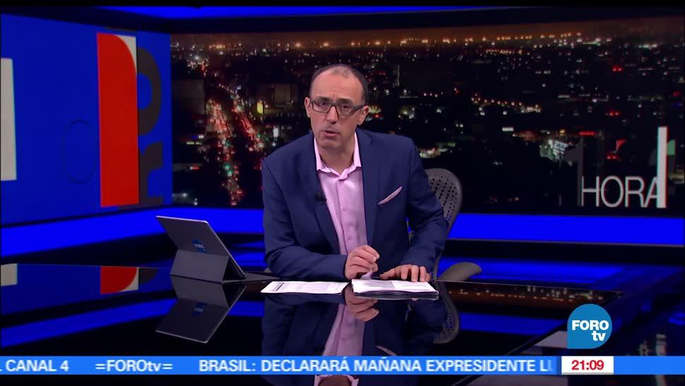 noticias, forotv, Hora 21, Programa, completo, 9 de mayo de 2017