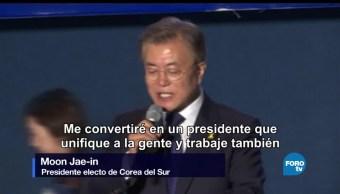 noticias, forotv, Corea del Sur, liberal al poder, Moon Jae-in, elecciones