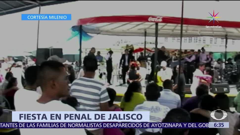 penal de Puente Grande, integrante del CJNG, Narcotraficantes, Puente Grande