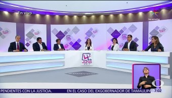 debate, candidatos al Edomex, Instituto Electoral, Estado de México