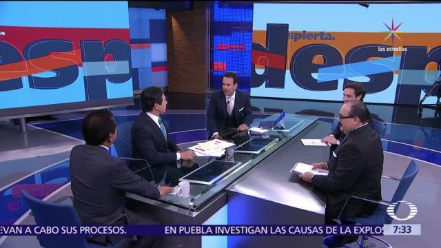 Fernando Rodríguez, Jorge Carlos Ramírez Marín, Luis Sánchez, Mario Delgado, proceso electoral