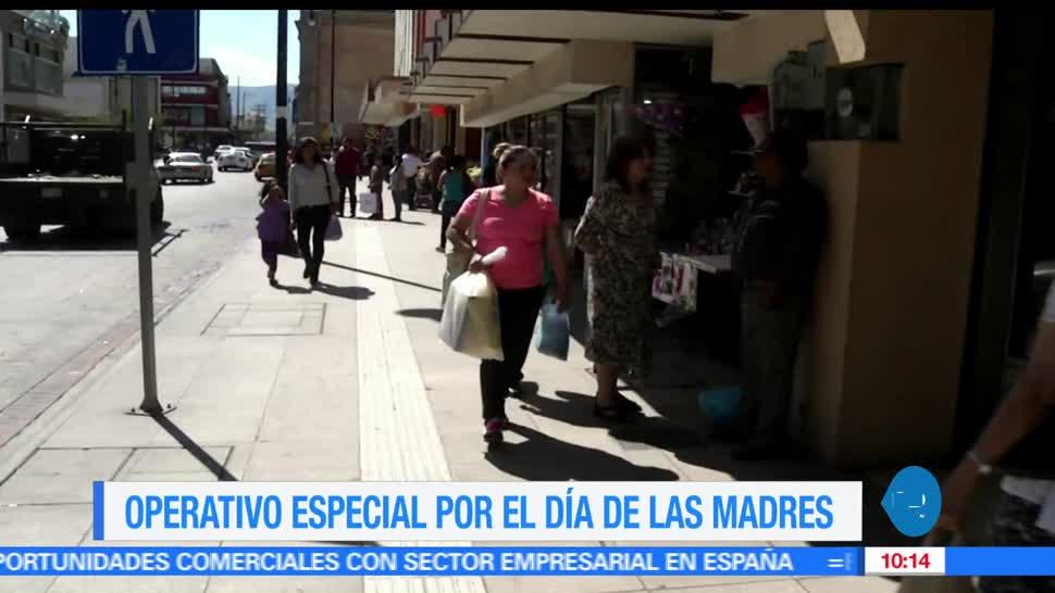celebración, Día de las Madres, Secretaría de Seguridad Pública, vigilancia