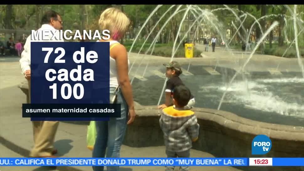 noticias, forotv, Mexico, 32.7 millones, mamas, dia de las madres