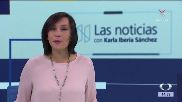 noticias, televisa news, Las noticias, con Karla Iberia, Programa, 10 de mayo de 2017